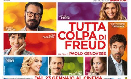 Recensione psicologica al film: Tutta colpa di Freud