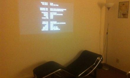 Laboratorio esperienziale gruppo, psiche e cinema