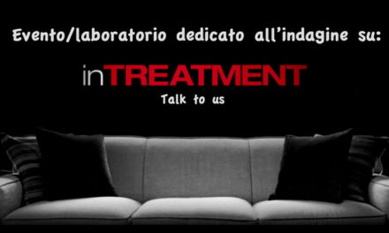 In-Treatment e l'immagine dello Psicologo. Evento Laboratorio