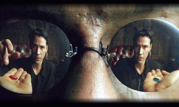 Matrix spiegato ai miei figli