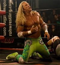 the wrestler film