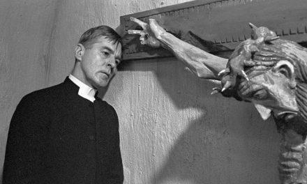 LA TRILOGIA DEL SILENZIO DI DIO (2) di INGMAR BERGMAN          LUCI D'INVERNO (1963)