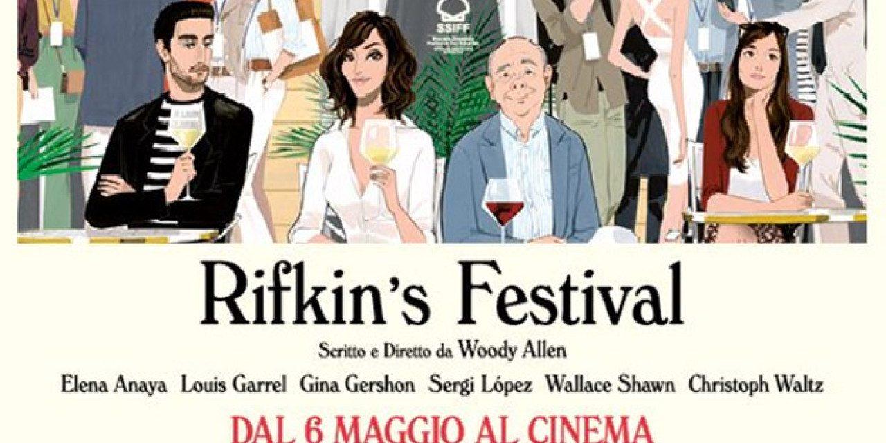 Rifkin's FESTIVAL –  IL SOGNO per tirare le somme sulla realtà