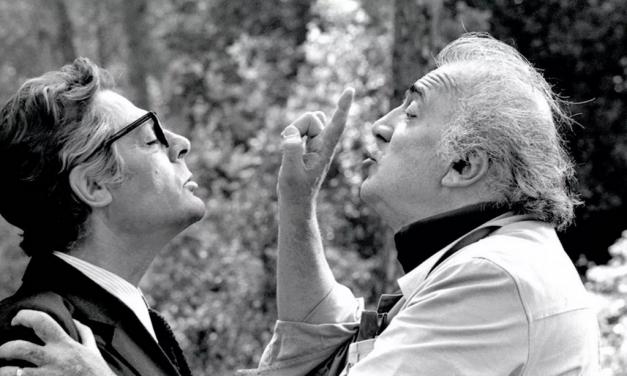 Fellini e mastroianni: La città delle donne e la psiche maschile senescente