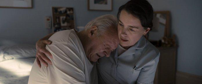 COSTRUZIONE DI UN FANTASMA: THE FATHER (2020) di FLORIAN ZELLER